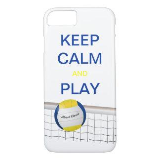 Fodral för strandvolleybolliPhone 7