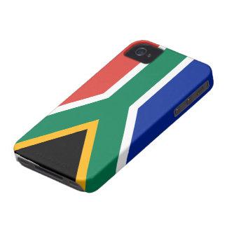 Fodral för Sydafrika flaggaiphone 4 iPhone 4 Case