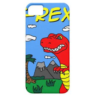 Fodral för T-Rex iPhone 5!!! Vråla!!! iPhone 5 Hud