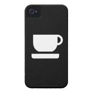Fodral för tea-/kaffePictogramiPhone 4 iPhone 4 Skal