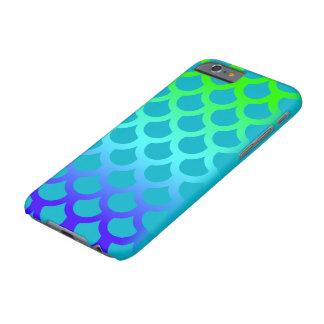 Fodral för telefon för Ariel sjöjungfru-/fiskfjäll Barely There iPhone 6 Skal