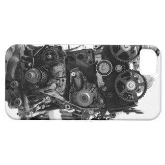 Fodral för telefon för bilmotor iPhone 5 fodral