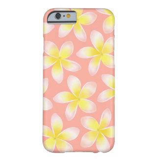Fodral för telefon för persika för barely there iPhone 6 fodral