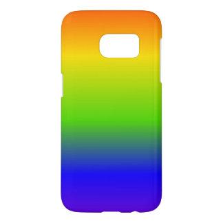 Fodral för telefon för pride för galaxG7-regnbåge Galaxy S5 Skal