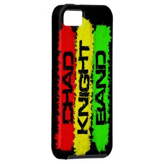Fodral för tuff för iPhone för Tchad Tough iPhone 5 Fodral