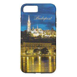 Fodral för tuff för plus för Budapest iPhone 7