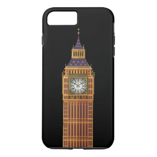 Fodral för tuff för plus för stora Ben iPhone 7