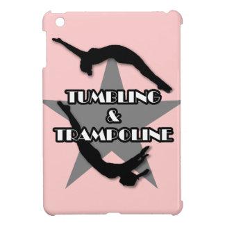 Fodral för tumbling- och Trampolineipadkortkort iPad Mini Mobil Skal