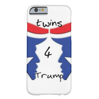 Fodral för Twins4Trump-iPhone 6/6s Barely There iPhone 6 Fodral