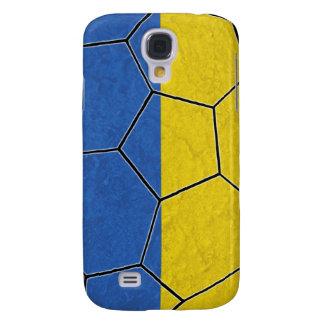 Fodral för Ukraina fotbolliPhone 3G/3GS Galaxy S4 Fodral