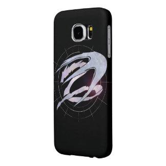 Fodral för utrymmedrake S6 Galaxy S5 Fodral