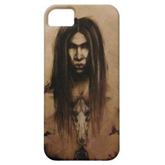 Fodral för varghjärtatelefon iPhone 5 cases