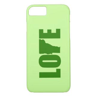Fodral för Vermont kärlekiPhone 7