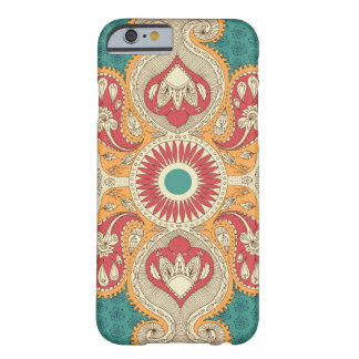 Fodral för vintagePaisley iPhone 6 Barely There iPhone 6 Fodral