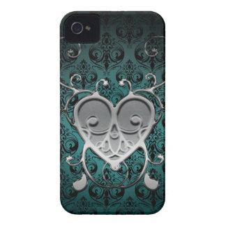Fodral för vintagetryckblackberry bold Case-Mate iPhone 4 case