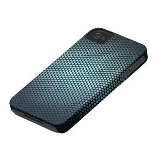 Fodral för vintagetryckblackberry bold iPhone 4 Case-Mate cases