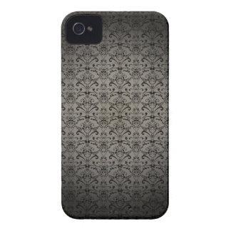 Fodral för vintagetryckblackberry bold iPhone 4 hud