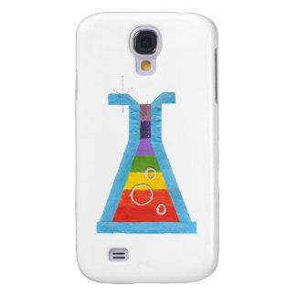 Fodral för vulkanliten medicinflaskaSamsung galax Galaxy S4 Fodral