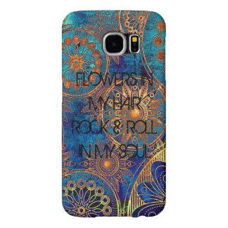 Fodral för zigenare för Samsung galax S6 Galaxy S5 Fodral