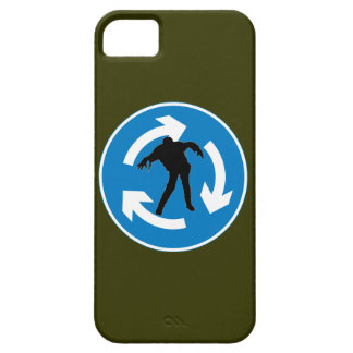 Fodral för ZombieKarmaiPhone 5 iPhone 5 Case-Mate Fodraler
