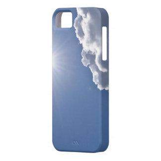 Fodral i himmlen iPhone 5 skydd