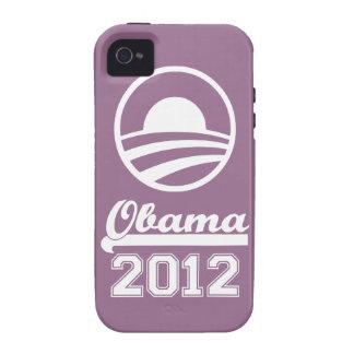 Fodral-Kompis 2012 för tuff för OBAMA iPhone 4 (li