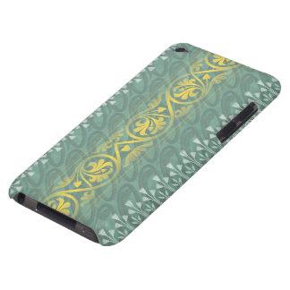 Fodral-Kompis för elegantt krickasmör damastast Barely There iPod Skydd
