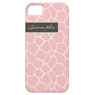Fodral-Kompis för giraffmönsteriPhone 5 fodral iPhone 5 Cases