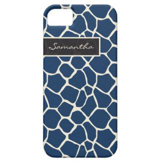 Fodral-Kompis för giraffmönsteriPhone 5 fodral (ma iPhone 5 Fodraler