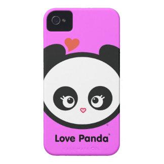 Fodral-Kompis för kärlekPanda® blackberry bold iPhone 4 Hud