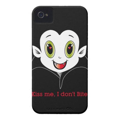 Fodral-Kompis för räkningsCute® blackberry bold kn iPhone 4 Hud