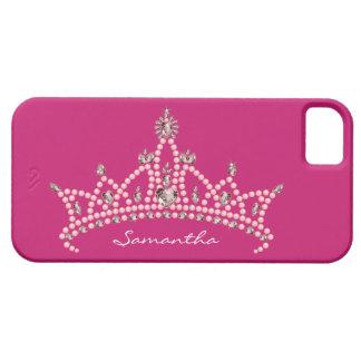 Fodral-Kompis för RhinestoneTiaraiPhone 5 fodral iPhone 5 Skydd