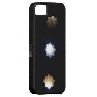 Fodral-Kompis för solljusstjärnaiPhone 5 fodral iPhone 5 Case-Mate Fodral