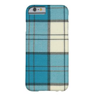 Fodral-Matt iPhone 6 för Tartan för Lennox Barely There iPhone 6 Skal