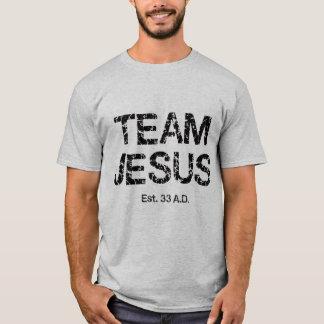 Följ det riktiga ljust. Team JESUS efter 33 A.D. T Shirts