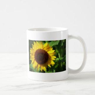 Följ solen kaffemugg