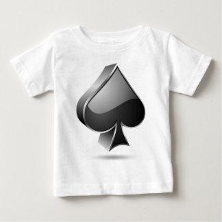 följesymbol för kort 3D T-shirts