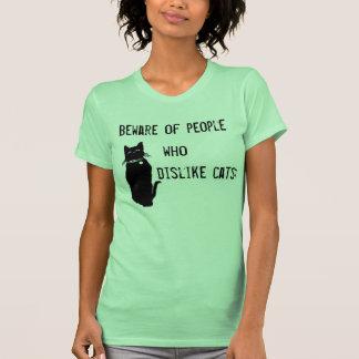 Folk som ogillar katter