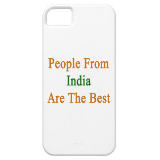 Folket från Indien är det bäst iPhone 5 Hud