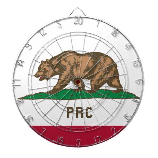 Folkets republik av Kalifornien Darttavla