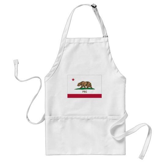 Folkets republik av Kalifornien Förkläde