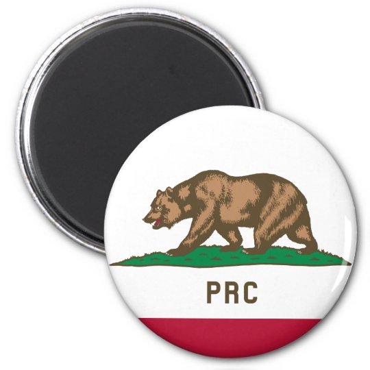 Folkets republik av Kalifornien Magnet