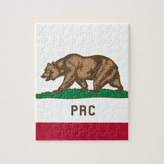 Folkets republik av Kalifornien Pussel