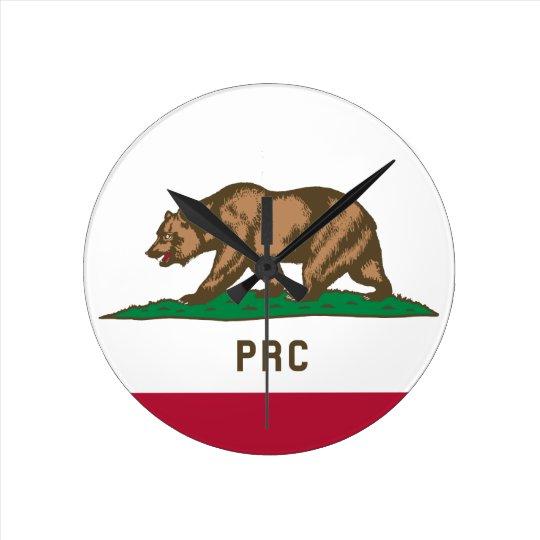 Folkets republik av Kalifornien Rund Klocka