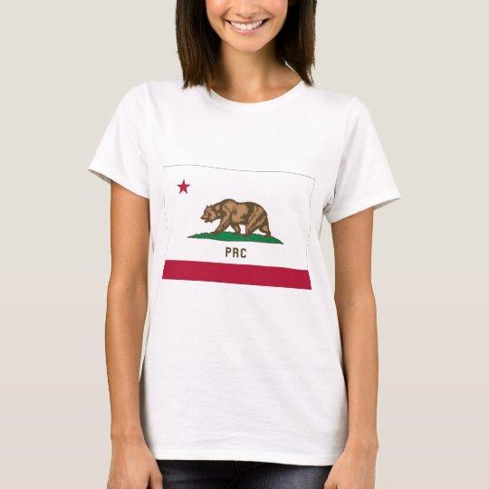 Folkets republik av Kalifornien Tee Shirt