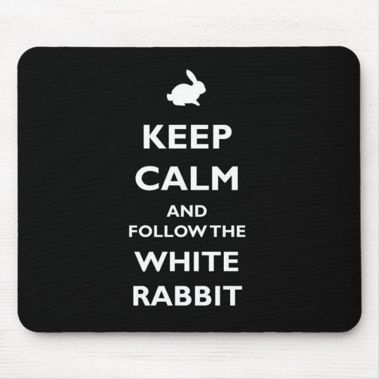 Follow the white rabbit musmatta