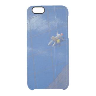 Fönster mer ren 1990 clear iPhone 6/6S skal