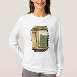 Fönstret (olja på kanfas) tee shirts
