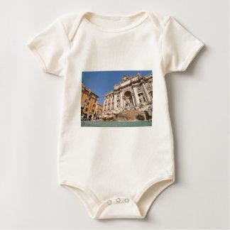 Fontana di Trevi i Rome, italien Body