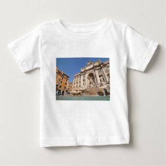 Fontana di Trevi i Rome, italien T Shirt